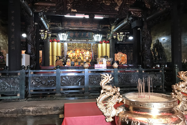 Tamsui Fuyou Temple