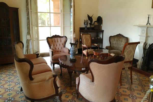 【Residence Living Room】