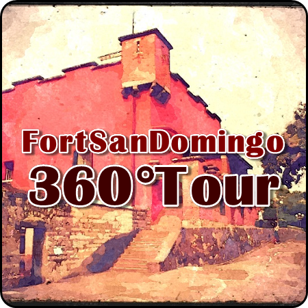 Fort San Domingo 360° Tour